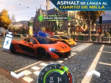 Asphalt Street Storm Racing iPhone image 5