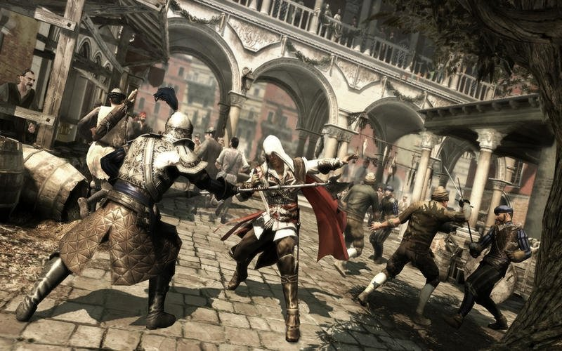 Assassin's Creed 2 Mac image 5