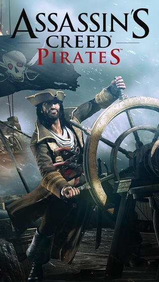 Assassin's Creed Pirates iPhone image 5