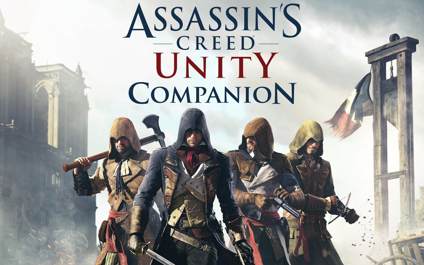 Assassin's Creed Unity Companion Android image 5