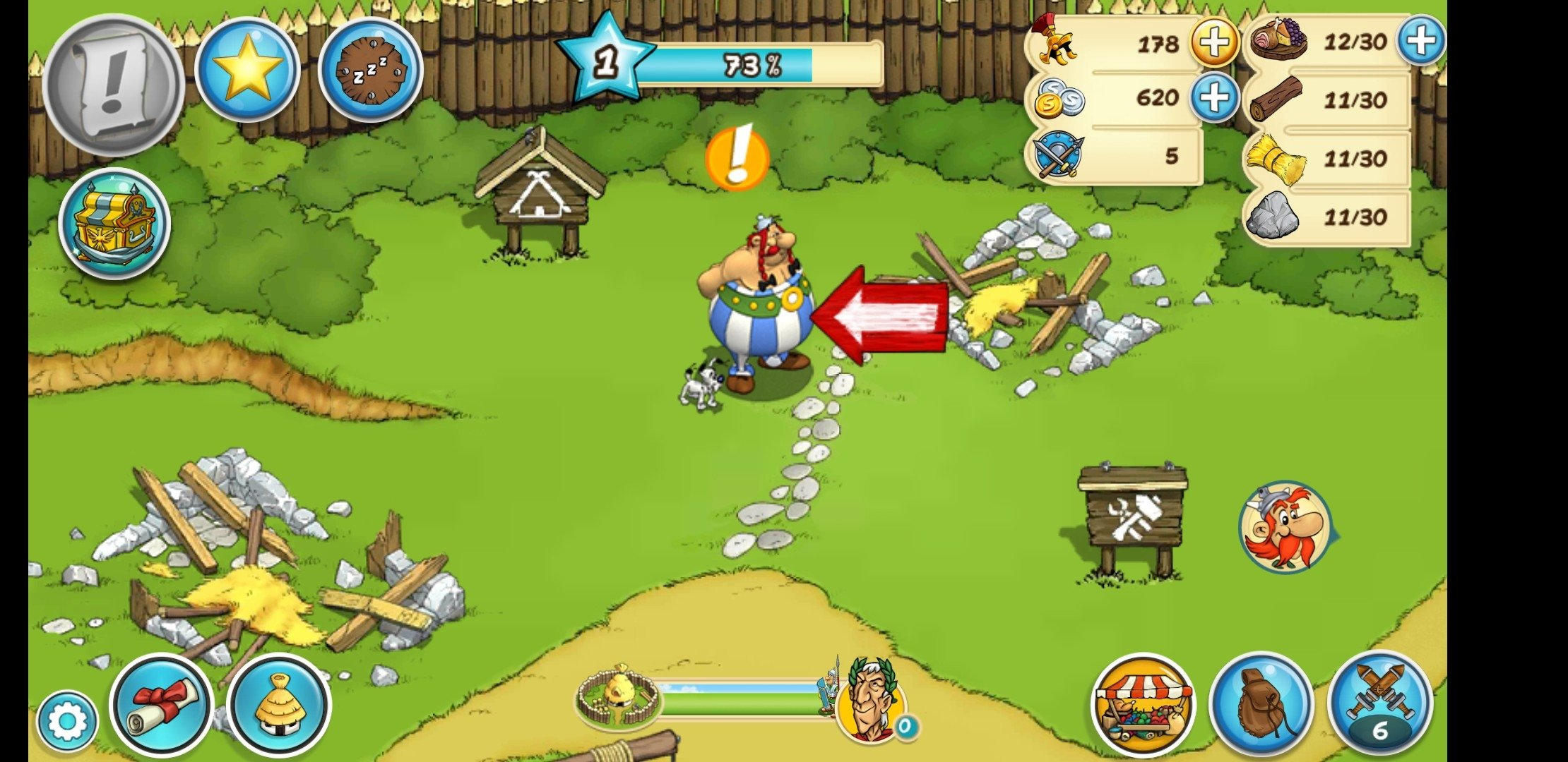 Asterix and Friends Android image 8
