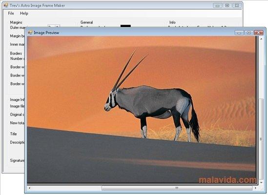 Descargar Astro Image Frame Maker 1.3.0.0 para PC - Gratis