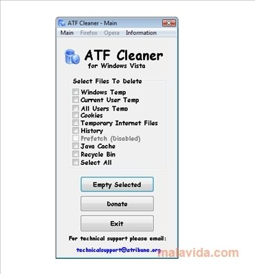 ATF Cleaner 3.0 Beta