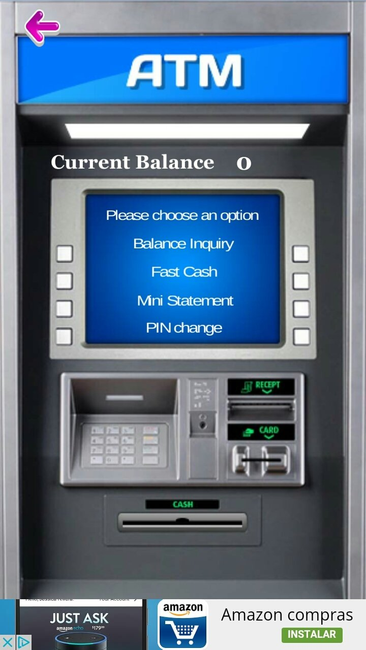 ATM Simulator 1 21 - Download for Android APK Free