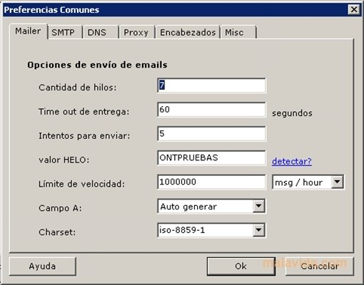 Atomic Mail Sender 9 43 - Download for PC Free