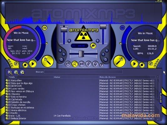 descargar mezclador de musica para pc windows 8