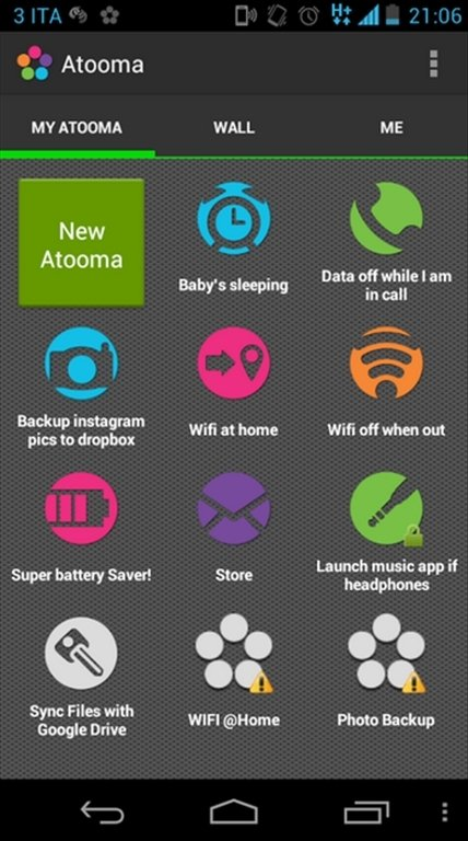 Atooma Android image 8