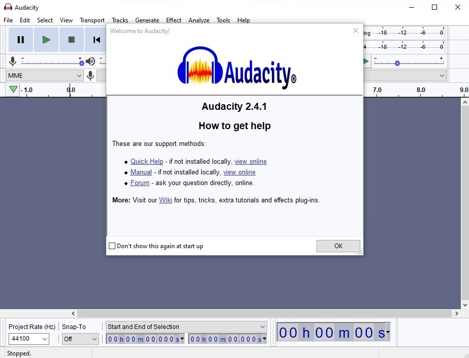 audacity download free full version for windows 10