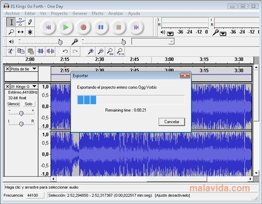 Audacity Portable 2 3 2 - Download for PC Free