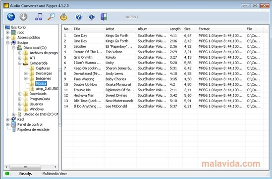 Audio Converter and Ripper 4 1 2 - Download for PC Free