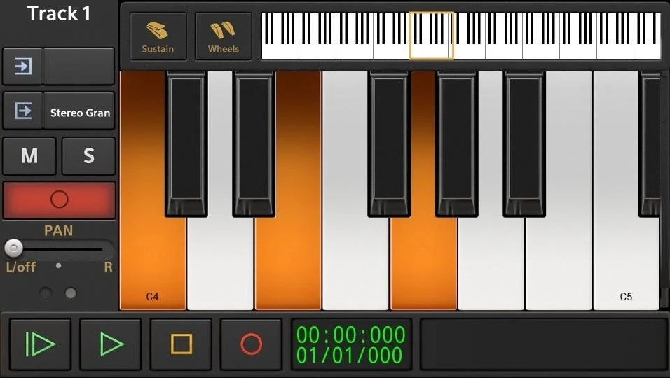 Audio Evolution Mobile Studio 4 9 8 1 - Download for Android APK Free