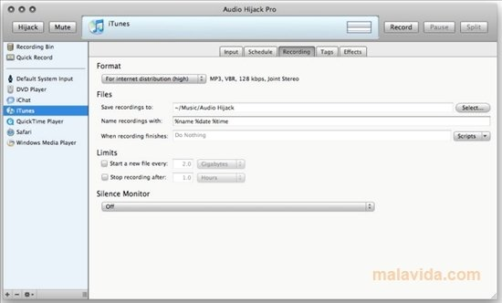 Audio Hijack 3 5 7 - Download for Mac Free
