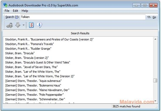 Audiobook Downloader image 4