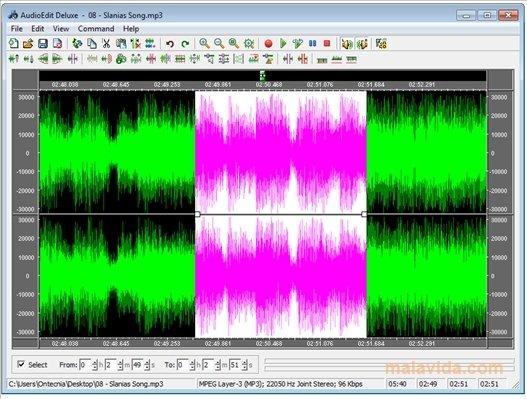 AudioEdit Deluxe image 4