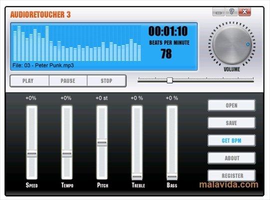 AudioRetoucher