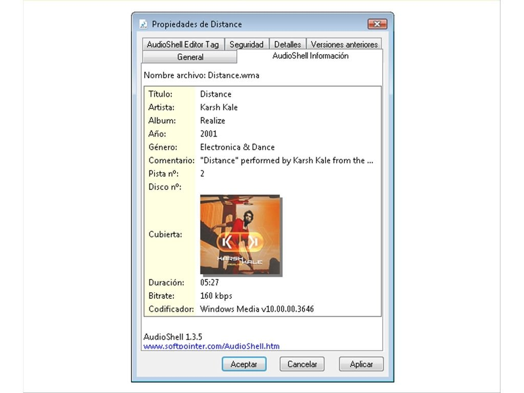 AudioShell 2 3 6 - Download for PC Free