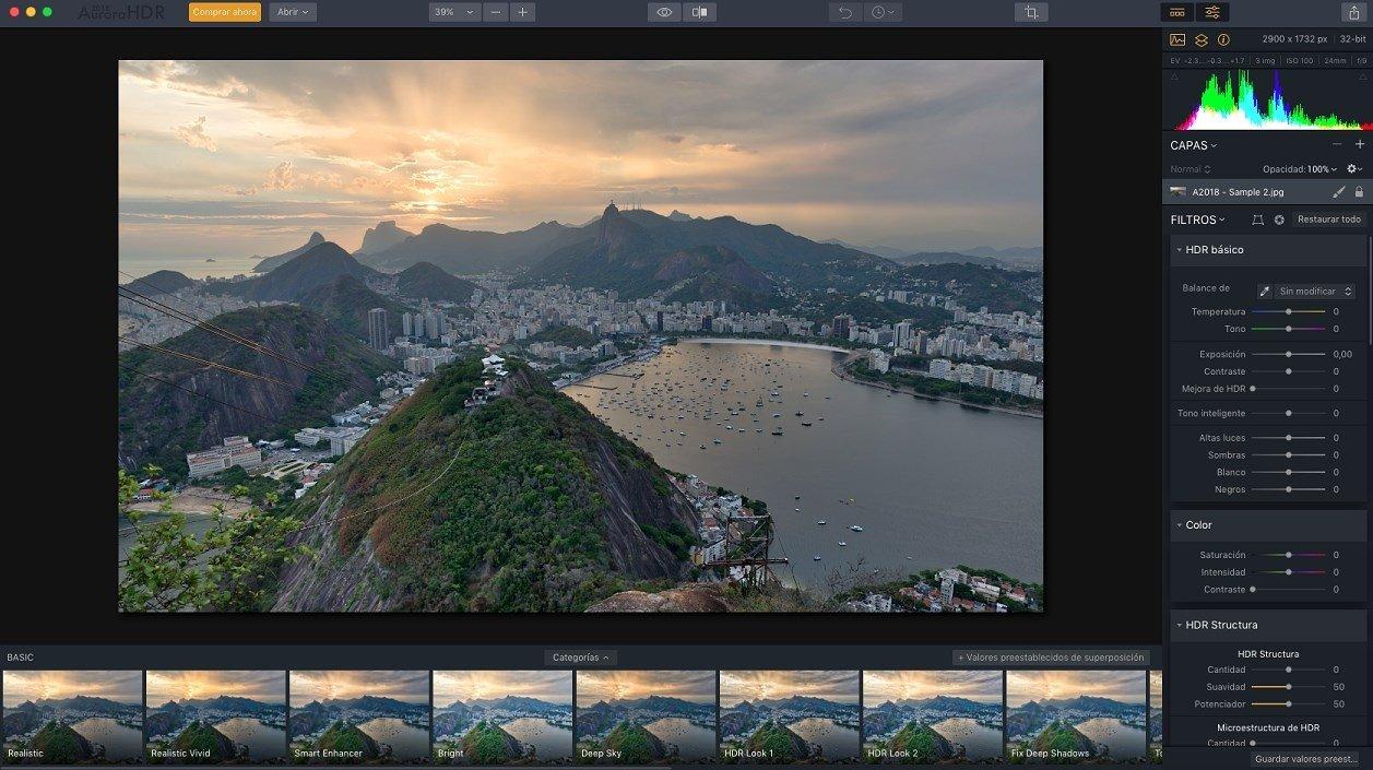 Aurora HDR Mac image 6