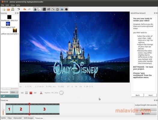 Auteur Linux image 3