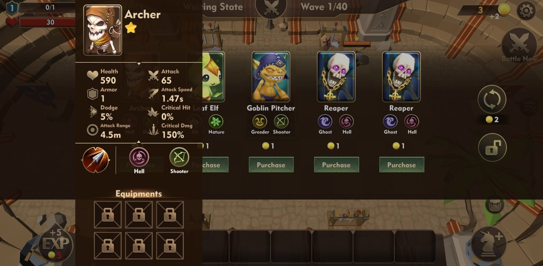Auto Chess War 1 36 - Download for Android APK Free