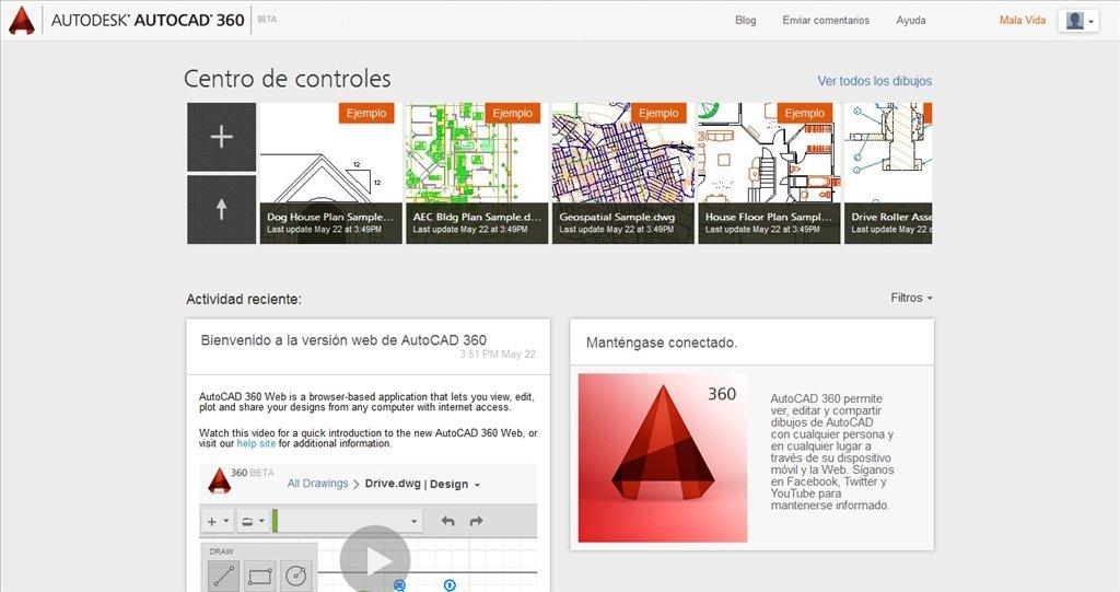 Ladda Ner AutoCAD 360 WebApp Gratis