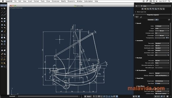 autocad 2016 for mac 破解