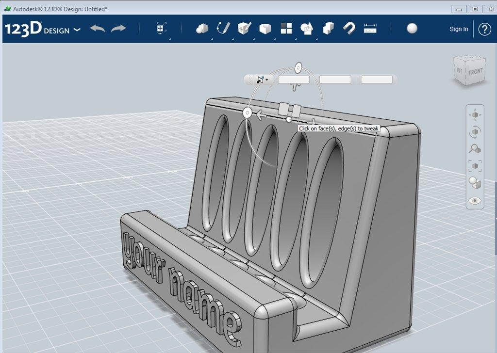 Autodesk 123D image 4