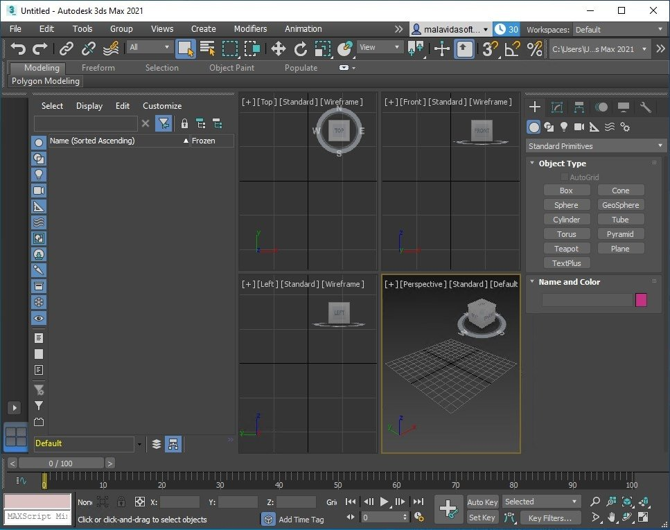 3ds max tutorial gratis: