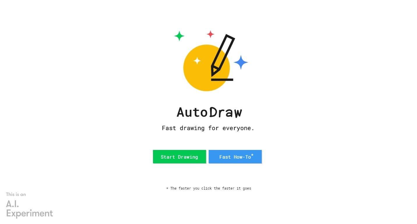AutoDraw Webapps image 8