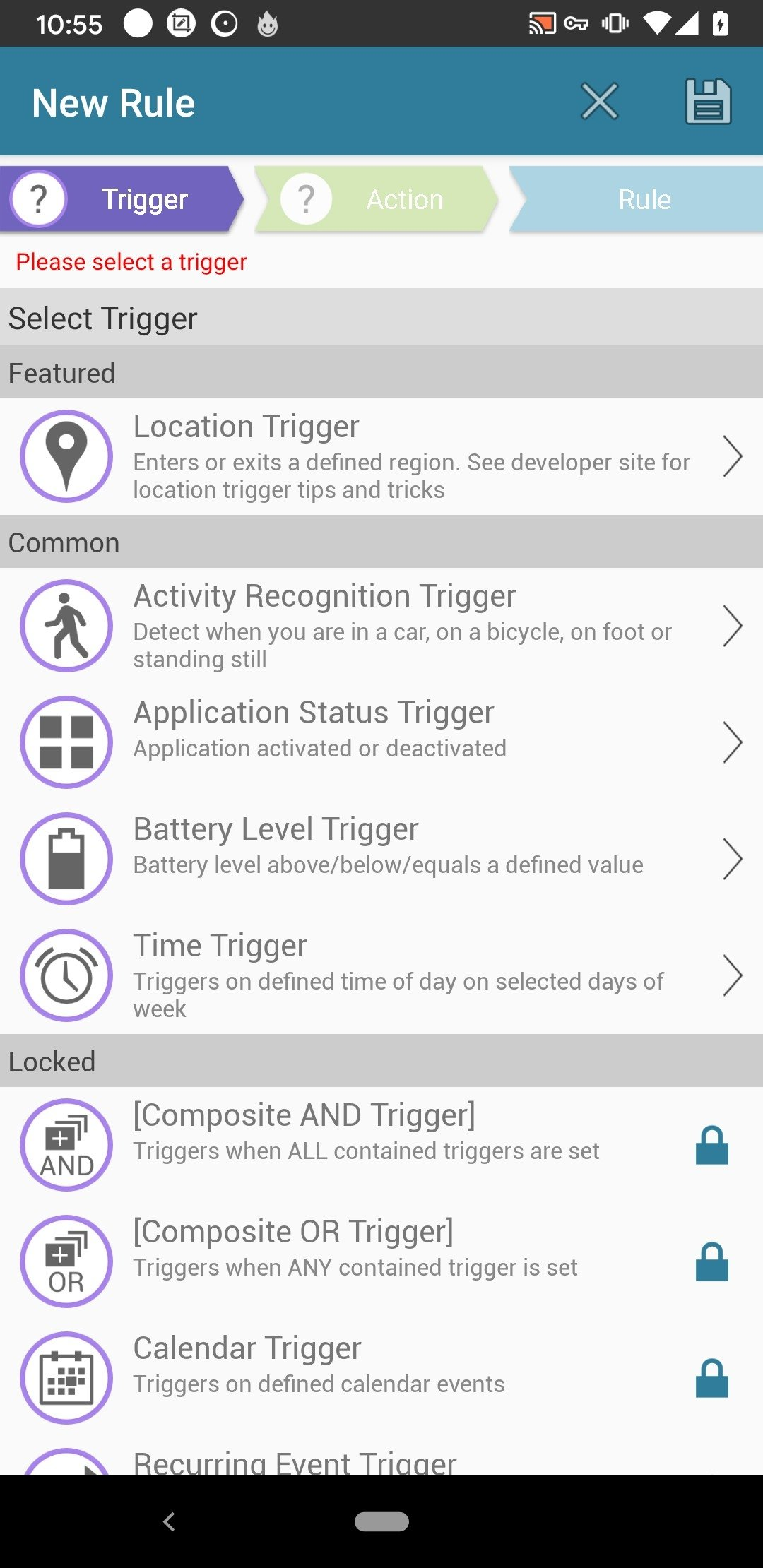 AutomateIt Android image 8