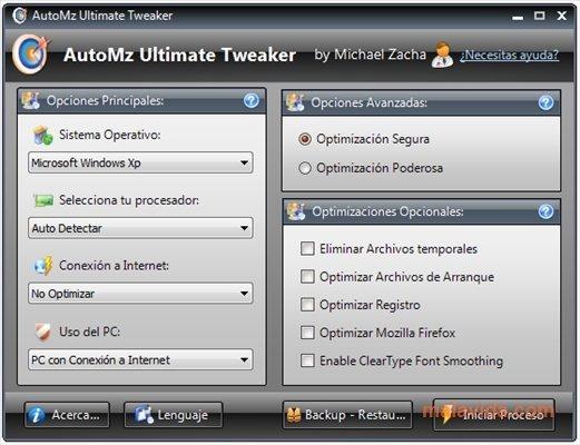 AutoMZ Ultimate Tweaker image 3