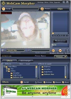 AV Webcam Morpher image 5