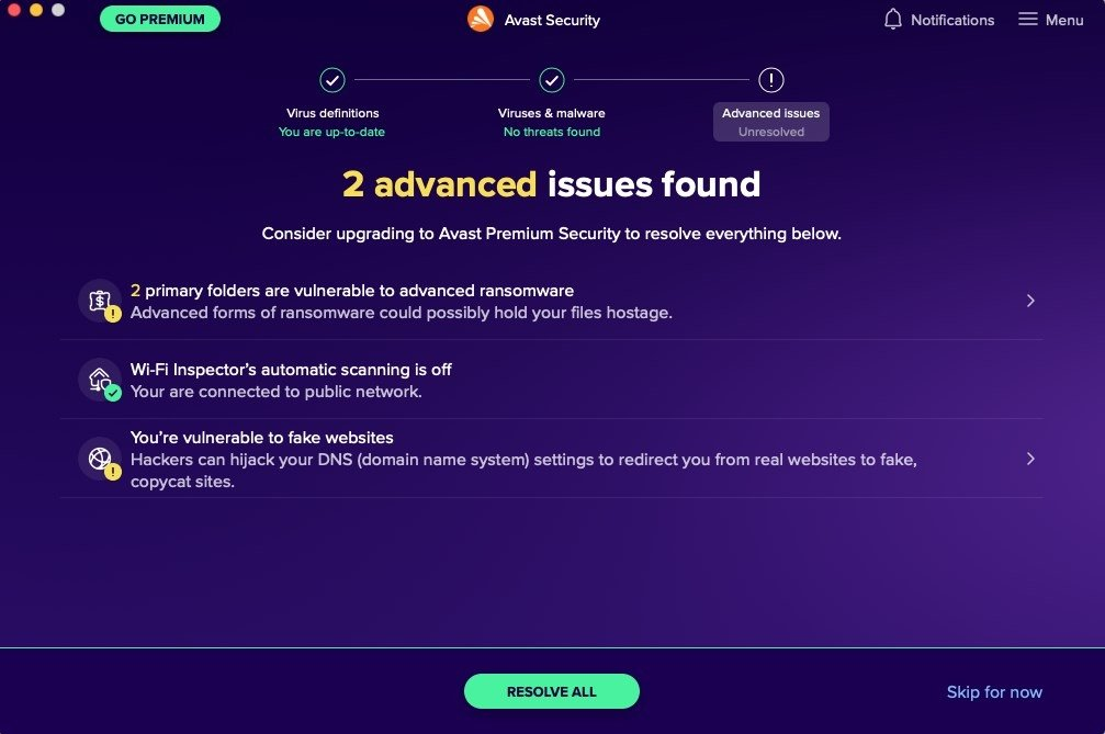 Avast Free Mac Security Antivirus 13 4 - Download Free