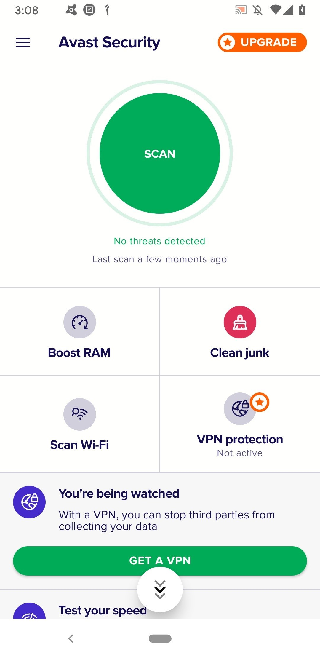 Avast Mobile Security & Antivirus Android image 5