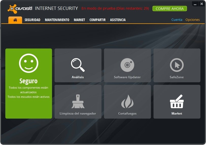 Avast Internet Security image 4