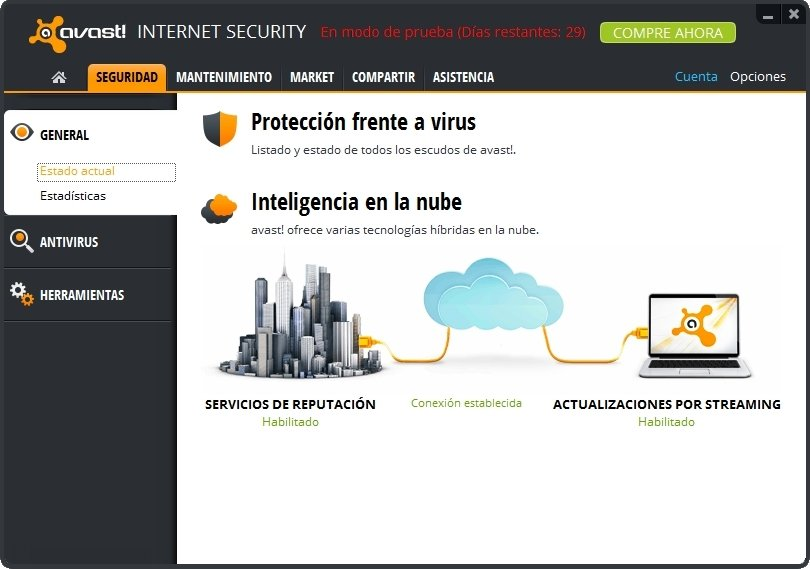 Avast Internet Security 2018 18 7 2354 - Download for PC Free