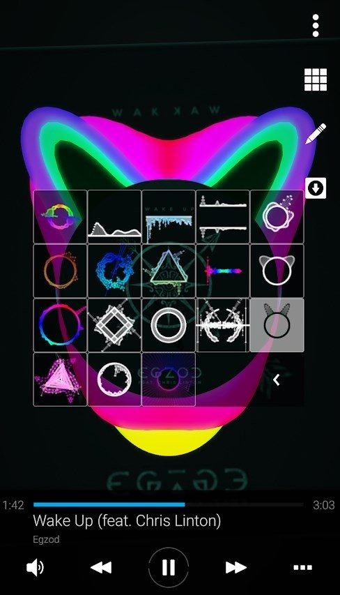 Avee Music Player Pro 1 2 83 - Download for Android APK Free
