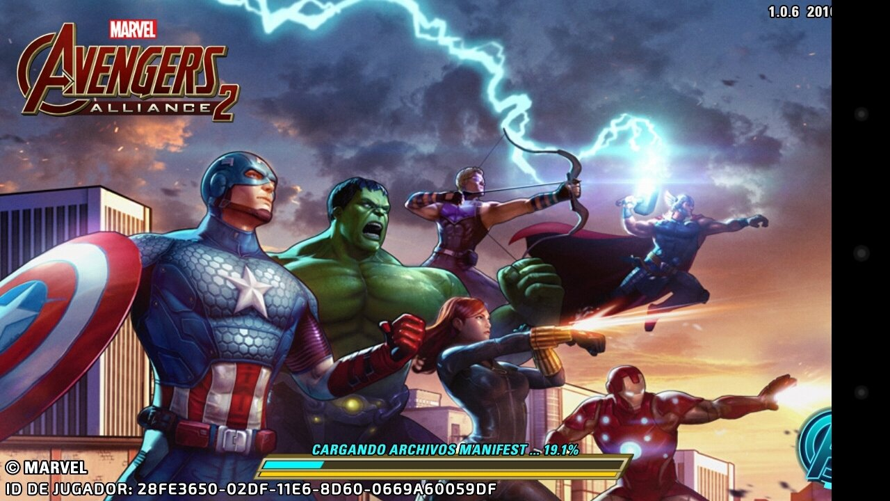 Marvel: Avengers Alliance Android image 8