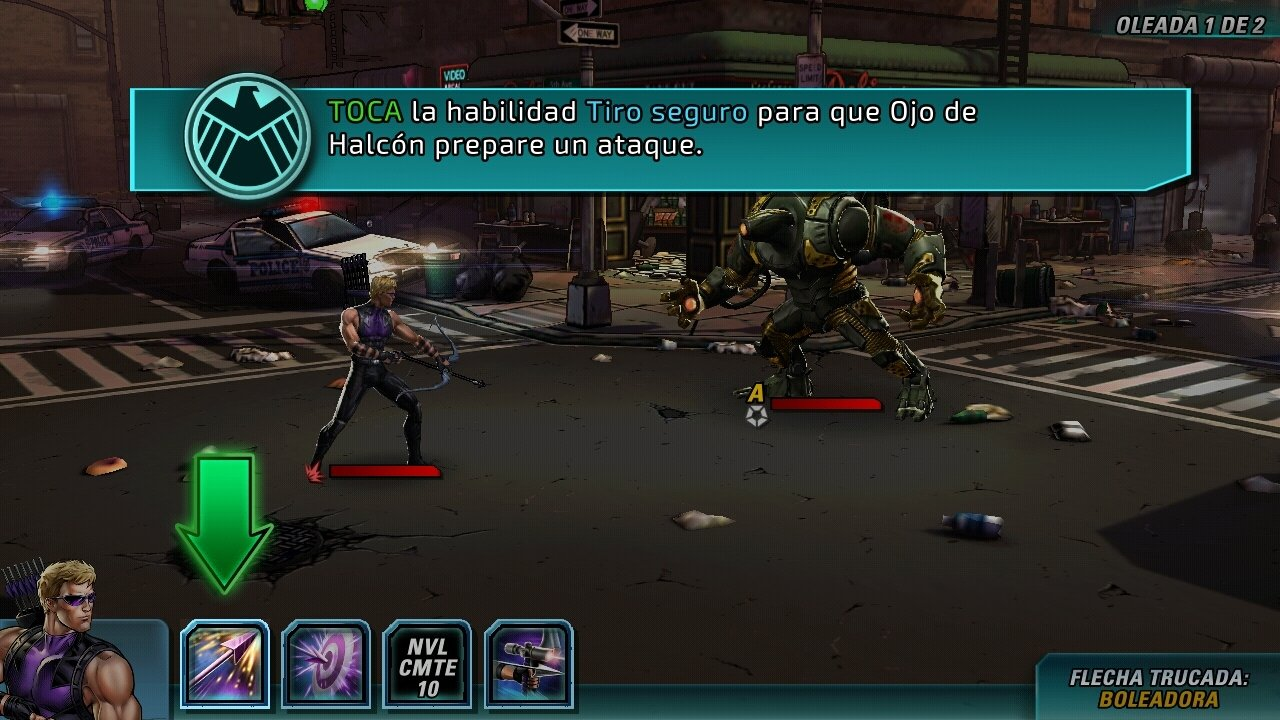 marvel avengers alliance online