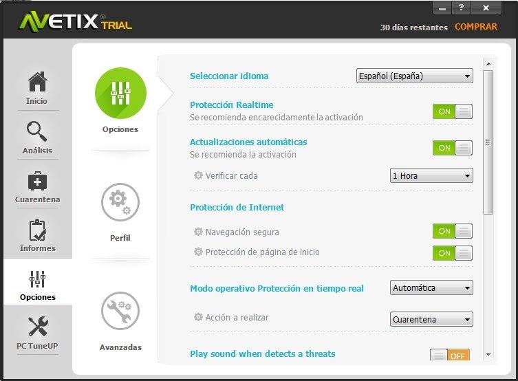 antivirus gratis avetix