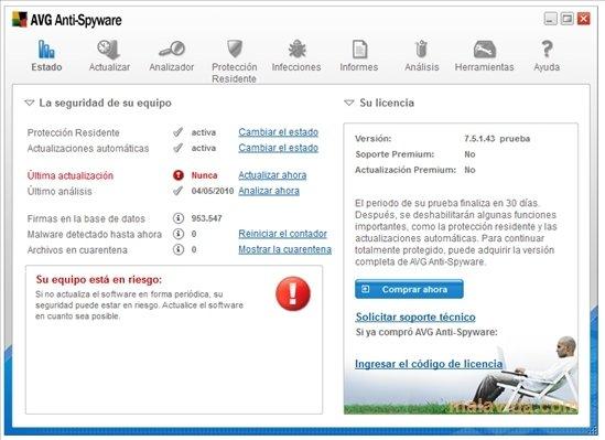 AVG Anti-Spyware image 4