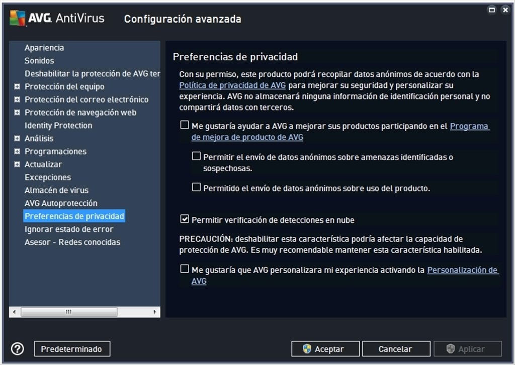Avg antivirus free edition 2017