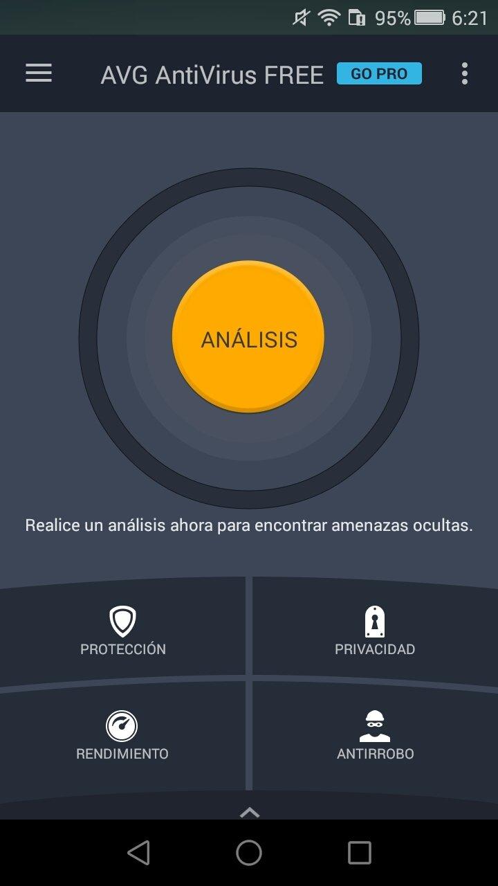 AVG AntiVirus Gratuit pour tablette Android image 8