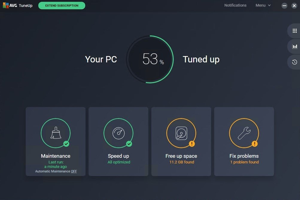 AVG PC Tuneup image 6