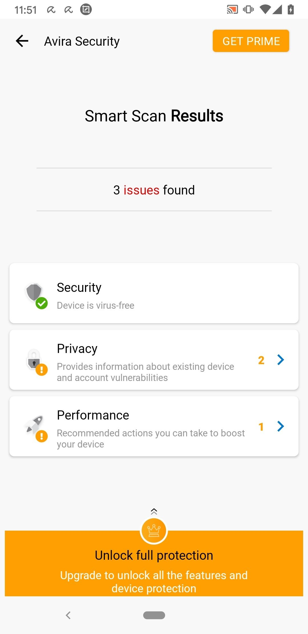 Avira Antivirus Security 2019 5 9 0 - Download for Android