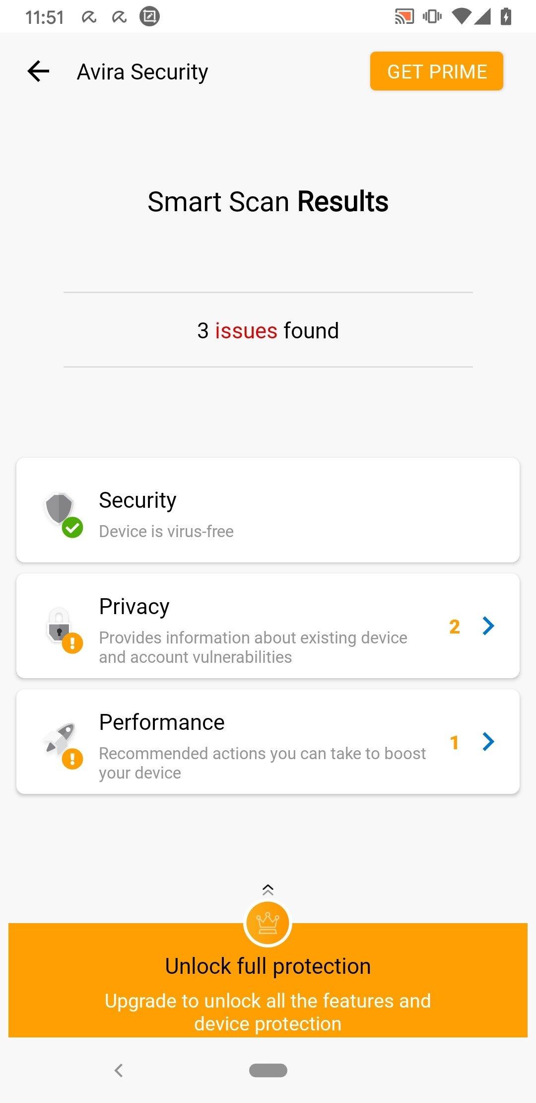 Avira Antivirus Security Android image 7