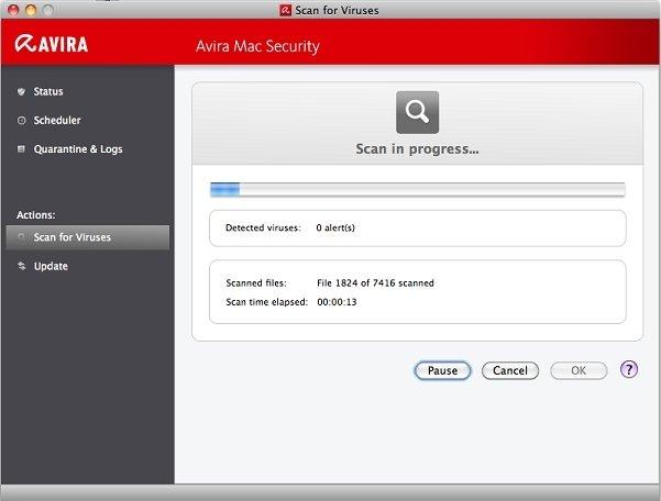 free avira for mac
