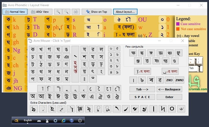 avro keyboard free download for windows 7