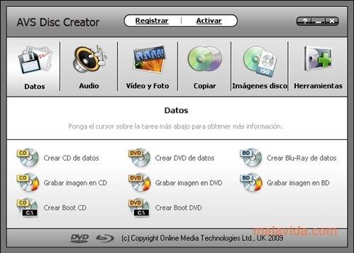 AVS Disc Creator image 4