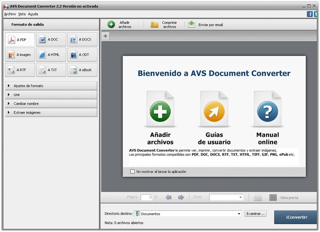 AVS Document Converter image 4