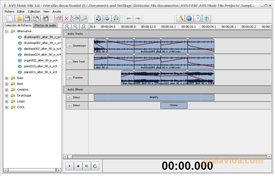 AVS Music Mix